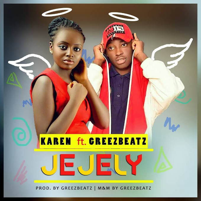 Download: karen ft greezbeat - jejely (prod. Greezbeat)