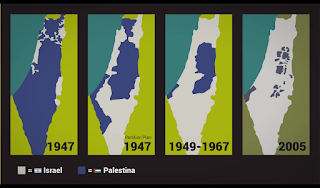 Konflik Israel dan Palestina yang hampir lepas pengawasan dari PBB