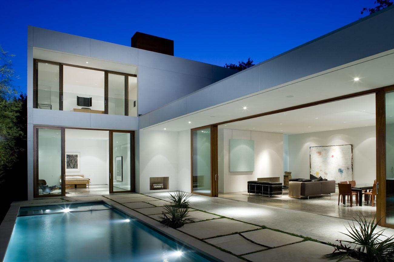 Fotos de casas im genes casas y fachadas ver fotos de for Casas de madera con piscina