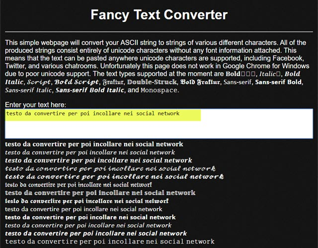 fancy-text-converter