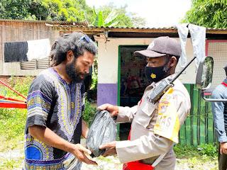 Ajakan Tokoh Pemuda Heskia Hubi Kepada Generasi Muda Papua