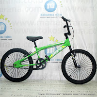 20 Inch Senator X-Cross BMX Bike