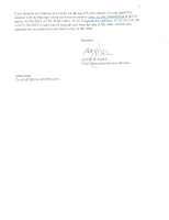 FOIA Response To Rojas pg 2 of 2