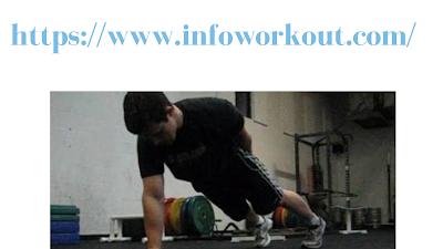 full body workout Push ups progressions