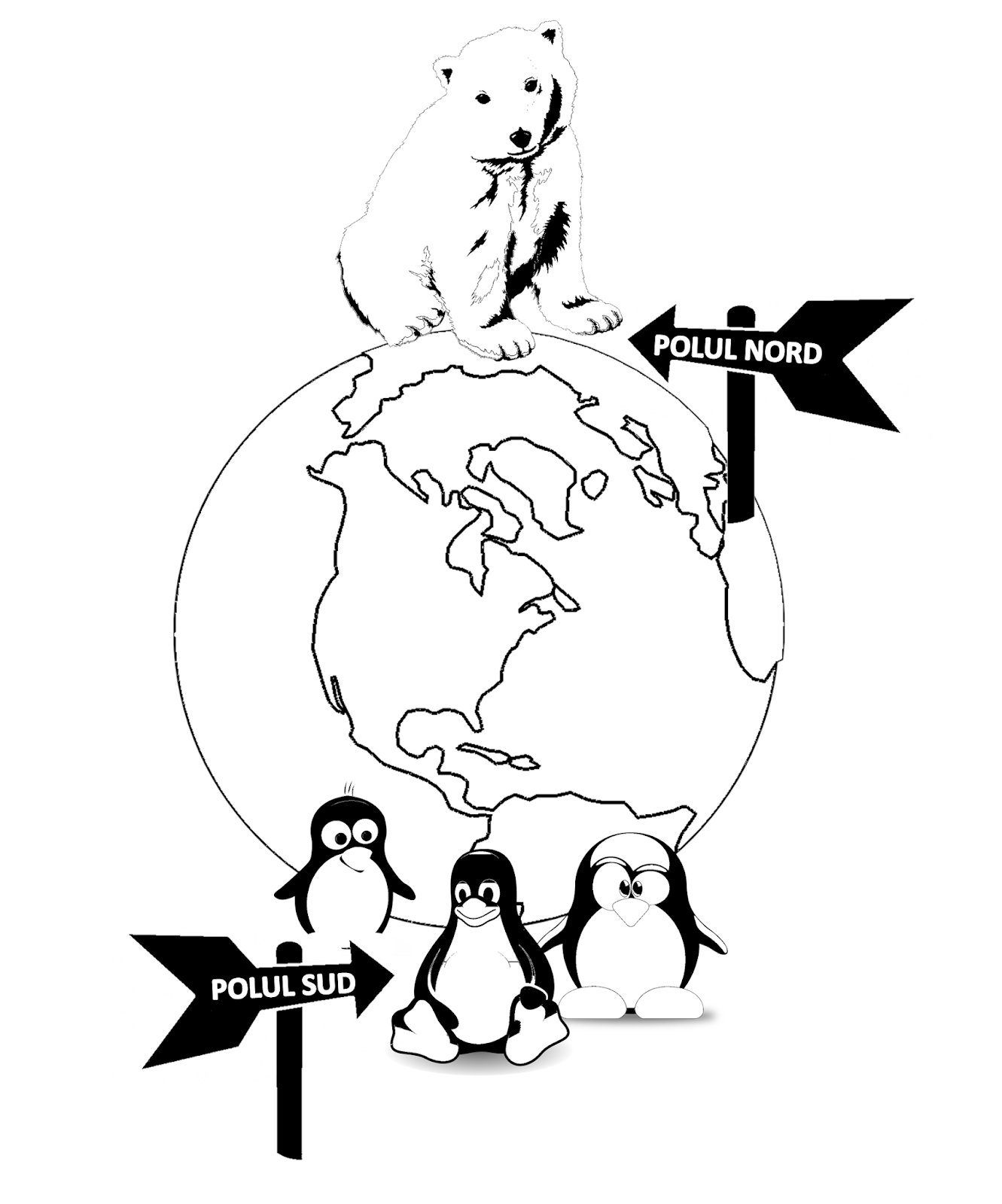 Animale din Zonele Polare