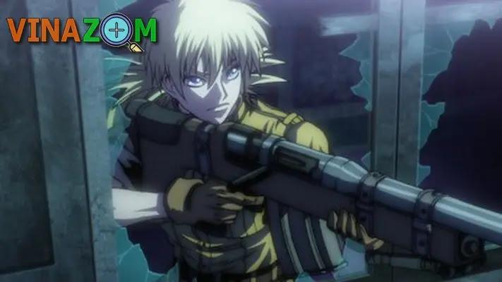 những anime máu me và bạo lực nhất