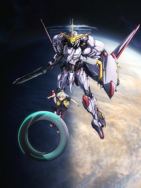El anime Gundam: Iron-Blooded Orphans