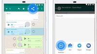 Convertire messaggi vocali in testo su Whatsapp