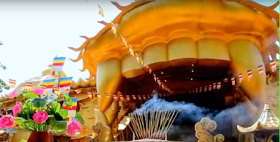 Amusement park beauty in Vietnam
