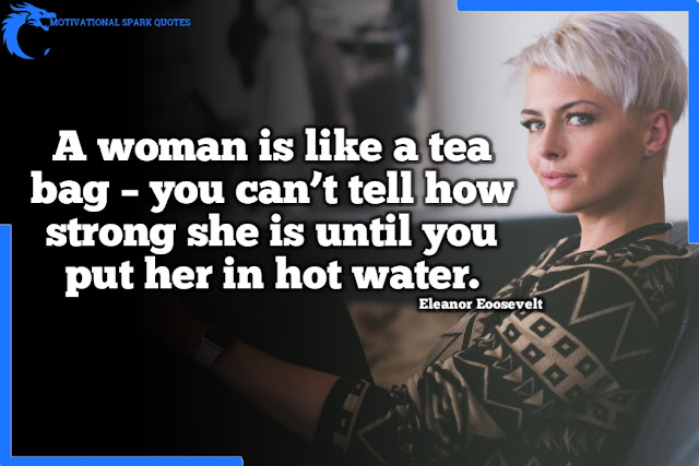 Motivational Quotes On Woman