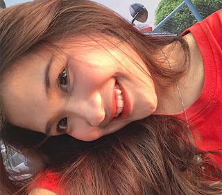 Figha Lesmana Senyum