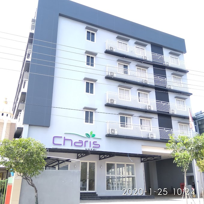 Votel Hotel Charis Tuban: Harga Pantas, Banyak Fasilitas, Area Parkir Luas