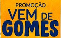 Promoção Vem de Gomes, vai de Carro Gomes da Costa vemdegomes.com.br