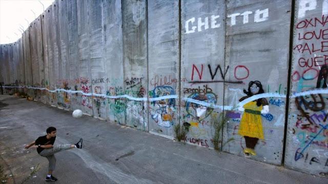 Israel impide la final de copa palestina de fútbol