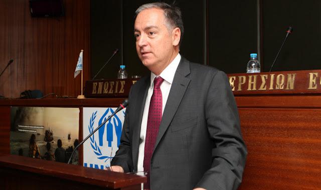 Πυρά της Άγκυρας κατά του Έλληνα εκπροσώπου του ΟΗΕ