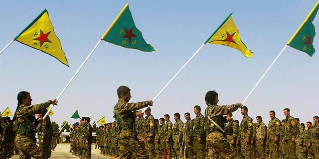YPG YPJ Efrin Afrin El Nusra El Şamiyye Çatışma