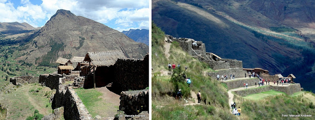 Pisac - Vale Sagrado - Peru