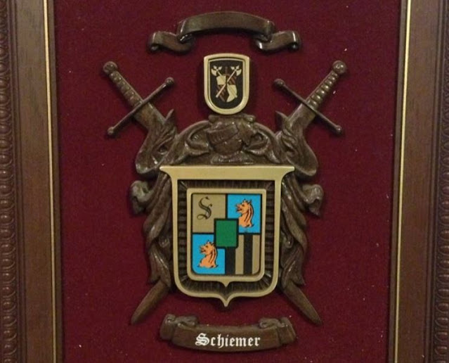 schiemer coat of arms schiemers name family history