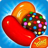 Candy Crush Saga Mod Apk (Unlimited Lives / Booster)