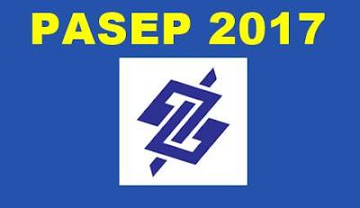 PASEP 2017 Calendário e Pagamento