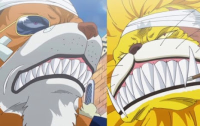 One Piece 988 The Two Strongest Minks Vs Kaido