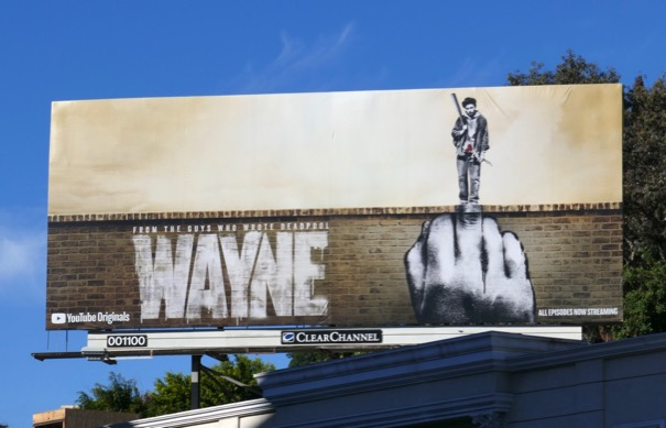 Wayne series premiere billboard