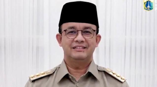 Imbas Acara Ha6ib Ri2ieq, Gubernur Anies Terancam Pidana Penjara Satu Tahun