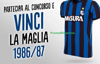 Logo Con Misura vinci gratis le maglie dell'Inter