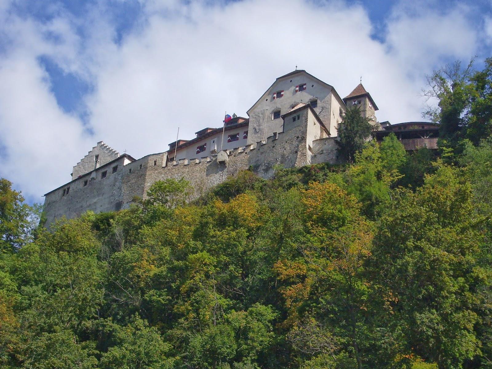 一個女生去旅行: 列支敦士登 Liechtenstein