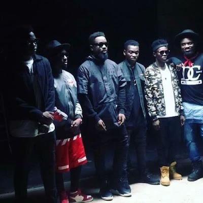 Sarkodie – Trumpet (Feat. Pappy Kojo, TeePhlow, Medikal, Strongman, Koo Ntakra, Donzy)