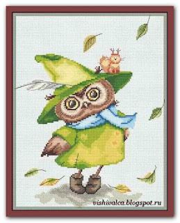 """""""Autumn Ow"""" Lena Lawson"""