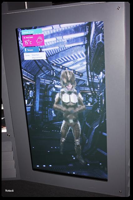 Futur expo  du Futuroscope