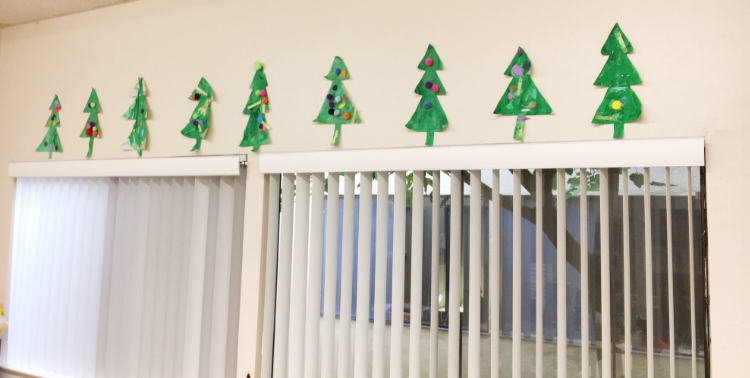 Christmas in the Classroom // For the Love of Learning