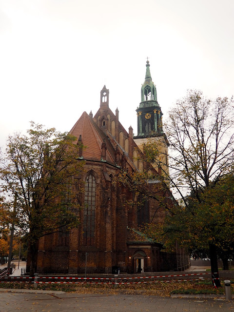 St Mary's Church, Berlin, Germany
