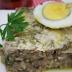 Receita de bolo de carne moída com berinjela