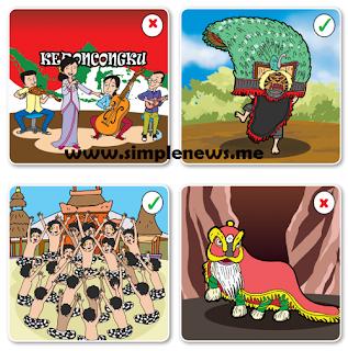 gambar yang menunjukkan budaya hasil dari pencampuran atau peleburan dengan budaya dari luar negeri www.simplenews.me