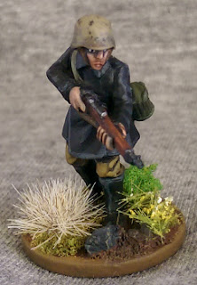 28mm Polish 10th miniature