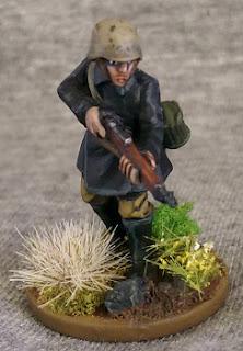 28mm Polish 10th miniature