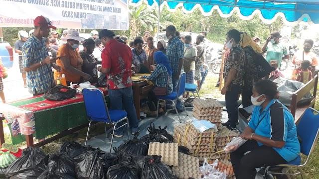 Sorong Selatan : Dinas Perindagkop Siapkan 600 Paket Pasar Murah