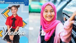 Mantap Sebagai Muslimah, Yiesha Kandidat Member Generasi 3 MNL48 Mundur dari Grup