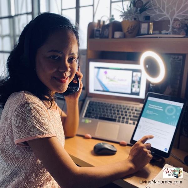 Woman in Digital