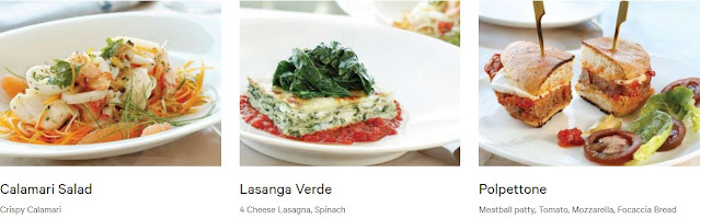 LAGO by Julian Serrano Menu Highlights
