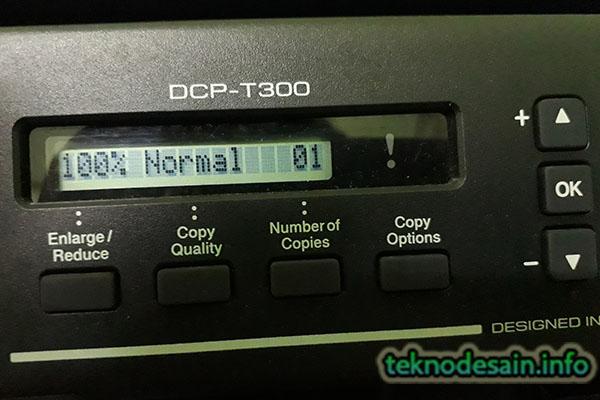 Cara Mengatasi 'Inbox Full' Pada Printer Brother DCP-T300, 5 Menit Jadi.