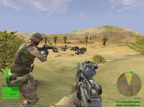 Delta Force 4: Black Hawk Down PC Gameplay