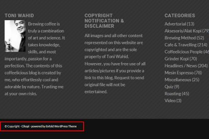 Cara Mengetahui Tema Wordpress Website Orang Lain