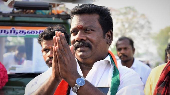 தமிழக சட்டப்பேரவை காங்கிரஸ் கட்சி தலைவர் - கு.செல்வப்பெருந்தகை நியமனம்...! Leader of Tamil Nadu Legislative Assembly Congress Party - K.Selvaperunthagai.... Appointment ...!