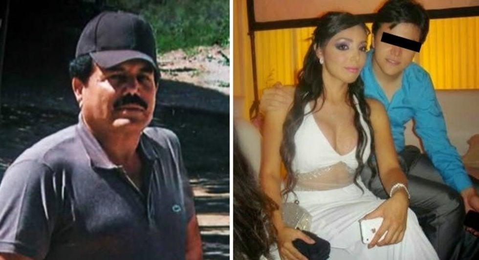 """Ella es María Teresa Zambada ... La sensual heredera de """"El Mayo"""" Zambada, líder del Cártel de Sinaloa"""
