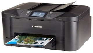 Canon MAXIFY MB5480 Series does this by giving you the ability to track records of use, ink levels, error status and page counts of all the printers