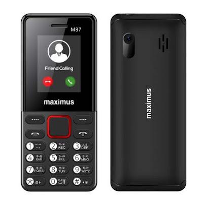 maximus m87 flash file 2021