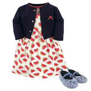 Vestidos de sandía para niñas